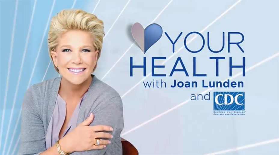 Screenshot of Joan Lunden video