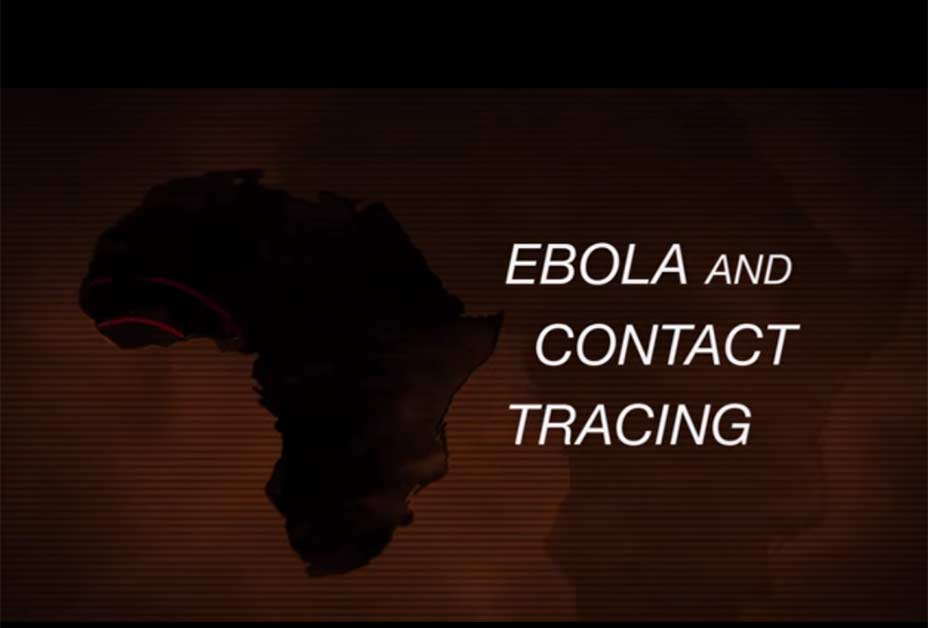 Ebola and Contact Tracing screenshot