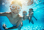 Disease of the week disease of the week cdc for Polio transmission swimming pools