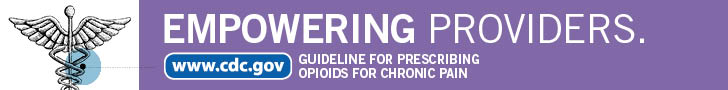 Empowering Providers. Guideline for Prescribing Opioids for Chronic Pain. www.cdc.gov