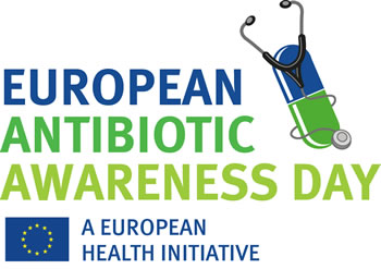European Antibiotic Awareness Day logo