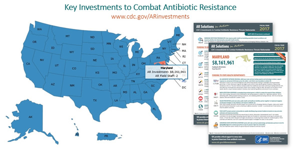 Antibiotic Resistance Investment Map