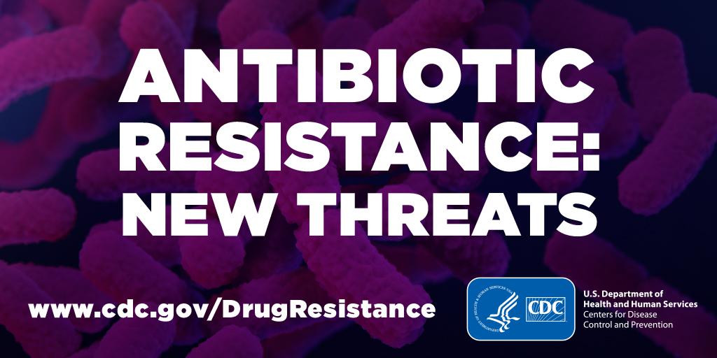 The biggest antibiotic-resistant threats in the U.S.
