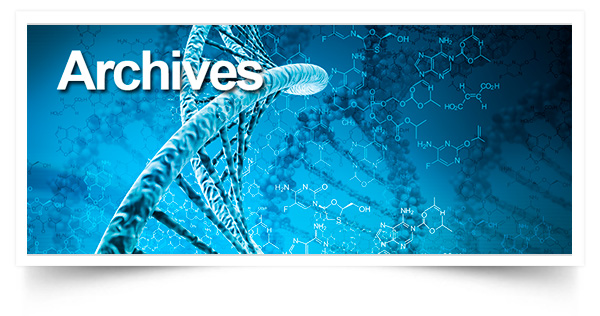image banner showing archives dna graphic element