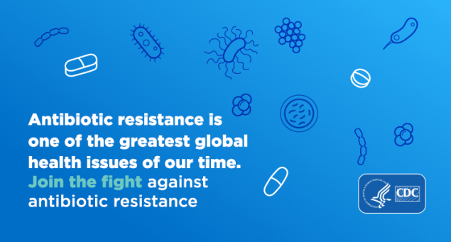 Antibiotic resistance is one of the greatest global health issues of our time. Join the fight against antibiotic resistance