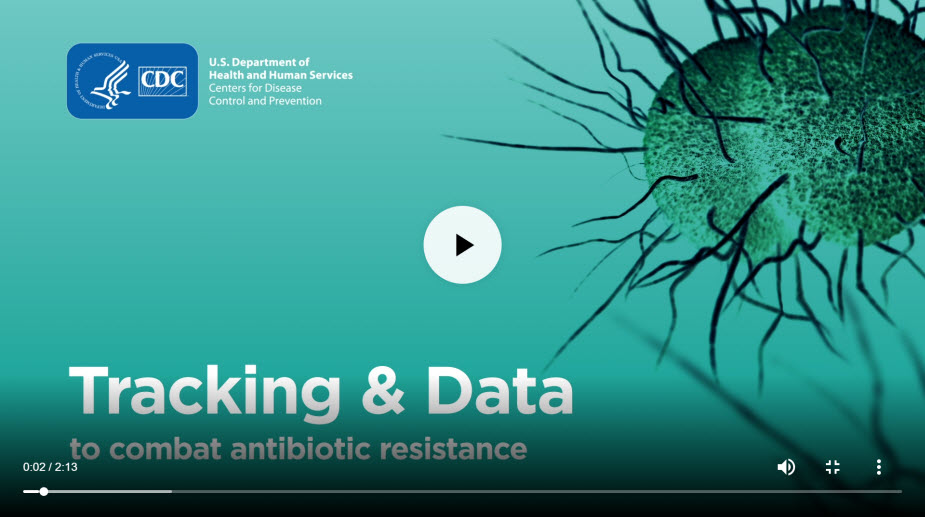 Combating Antibiotic Resistance: Tracking & Data