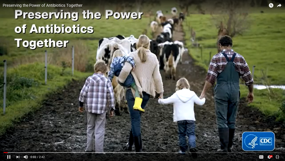 Preserving the Power of Antibiotics Together
