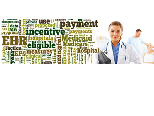 EHR, Incentive, Eligible, Payment, Medicaid, woman physician