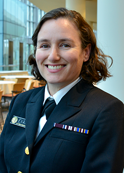 Mary (Molly) Evans, MD, MPH, EIS Officer Class of 2016