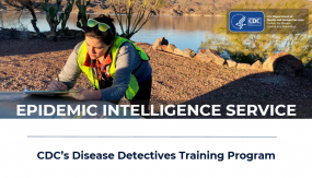 CDC's Disease Detectives Training Program