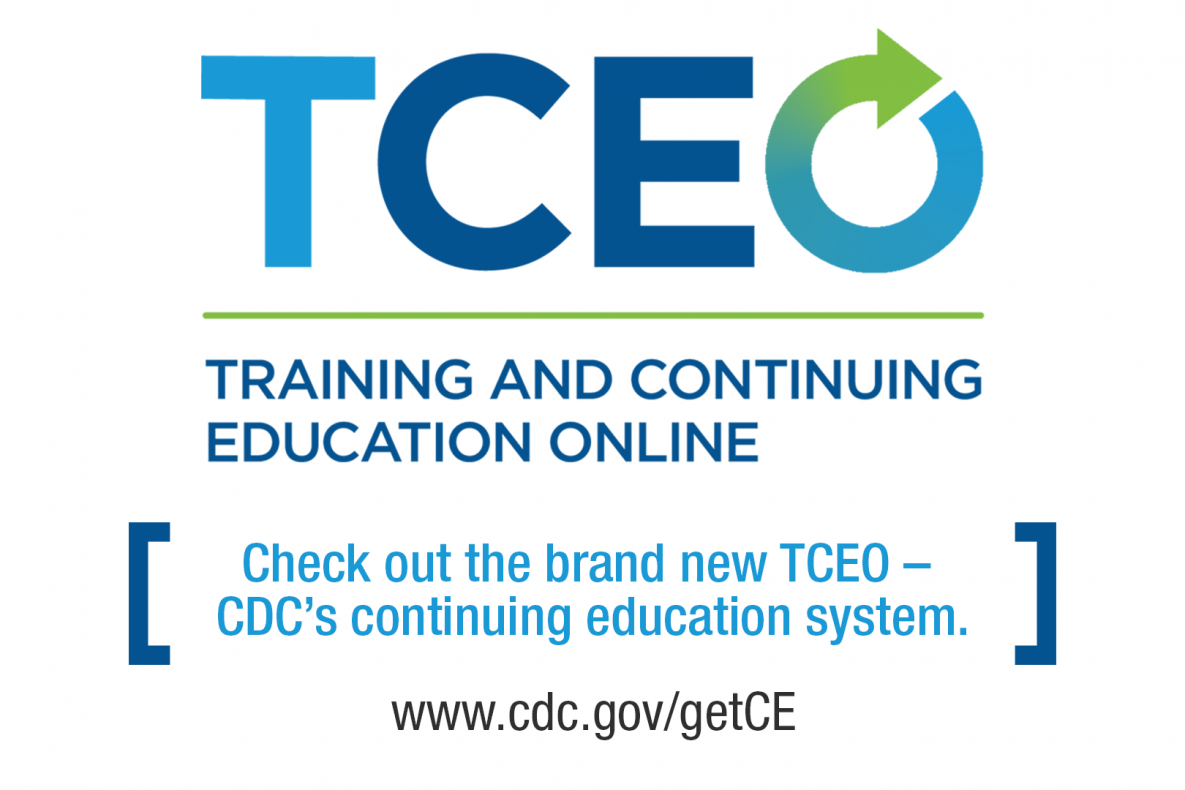 Training and continuing education online. Check out the brand new TCEO.