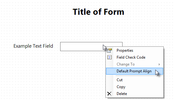 How to Use Fields | Form Designer | User Guide | Epi Info™ | CDC