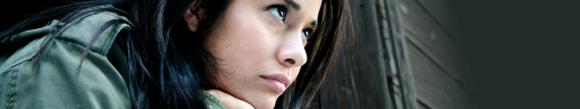 Foto de una mujer joven
