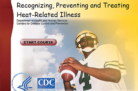 cover of Heat-Related Illness e-learning module