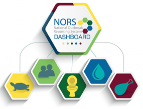 National Outbreak Reporting System Dashboard