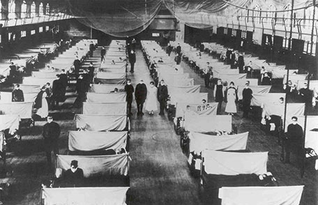 They Used To Call It Influenza Di >> Remembering The 1918 Influenza Pandemic Features Cdc