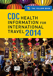 The CDC Yellow Book: A world of health all in one book!