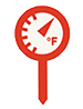 Graphic of food thermometer