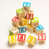 Photo: Toy blocks