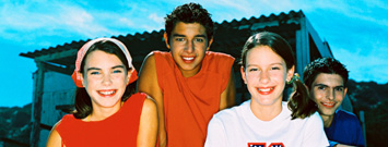Photo: Three teens