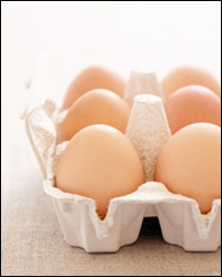 Photo: A carton of eggs.