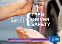 Cover: Policy Impact: Teen Driver Safety