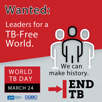 Graphic: World TB Day March 24
