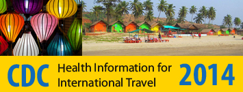 Photo: CDC's Health Information for International Travel 2012
