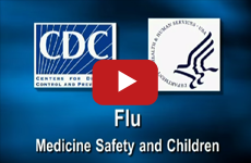 Flu: Medicine Safety and Children