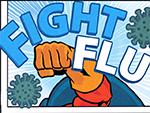 #FightFlu on Social Media
