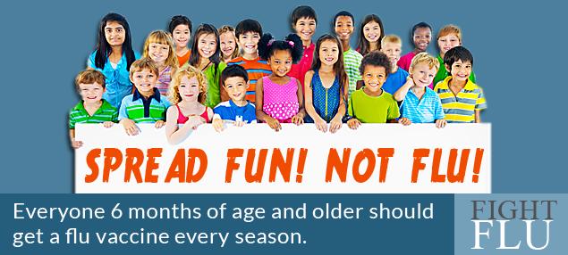 Spread Fun not flu