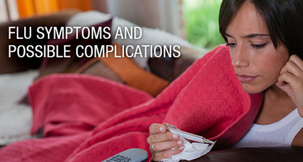 Flu Symptoms Complications Cdc