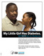 My little girl has diabetes cover