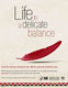 life is a delicate balance cover
