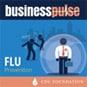 Business Pulse de la Fundación de los CDC: Prevención de la influenza