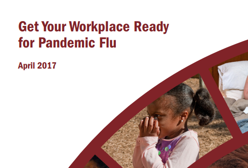 Get your workplace ready for pandemic flu