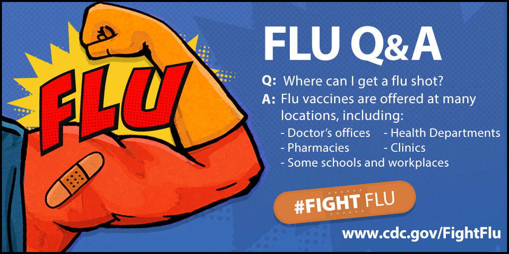 #Fight Flu: Questions and Answers
