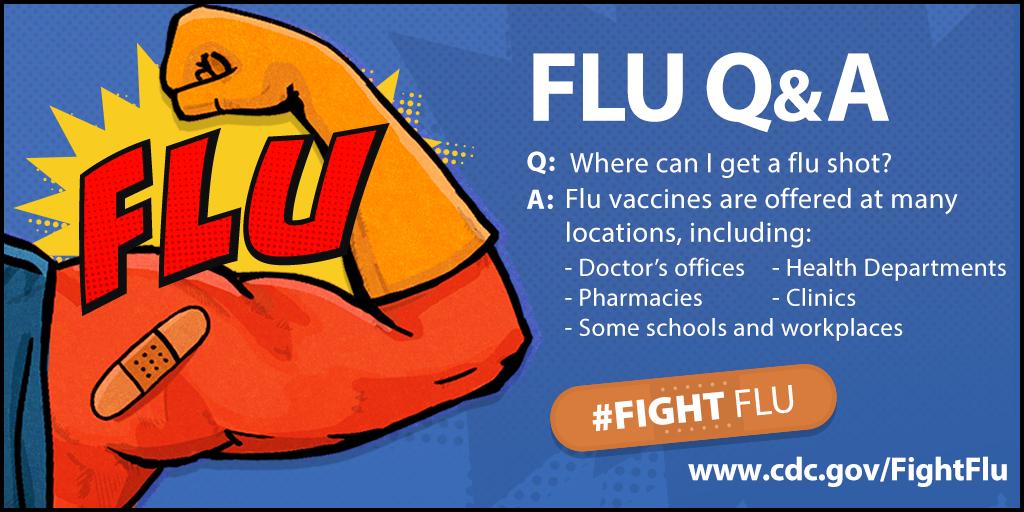 Graphics | Free Resources | Seasonal Influenza (Flu) Realplayer