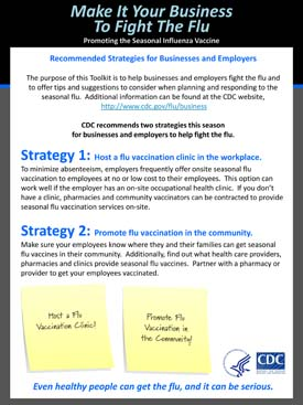 Recommended Strategies for Businesses and Employers