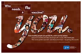Who Needs Flu Vaccine? You.