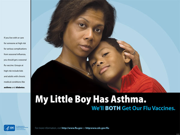 Flu Vaccine: Child with Asthma