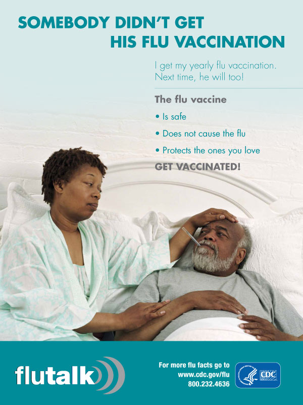 Flu Talk: Older Adult