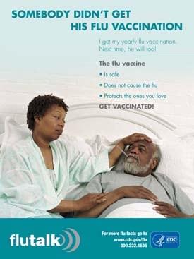 Flu Talk: adultos mayores