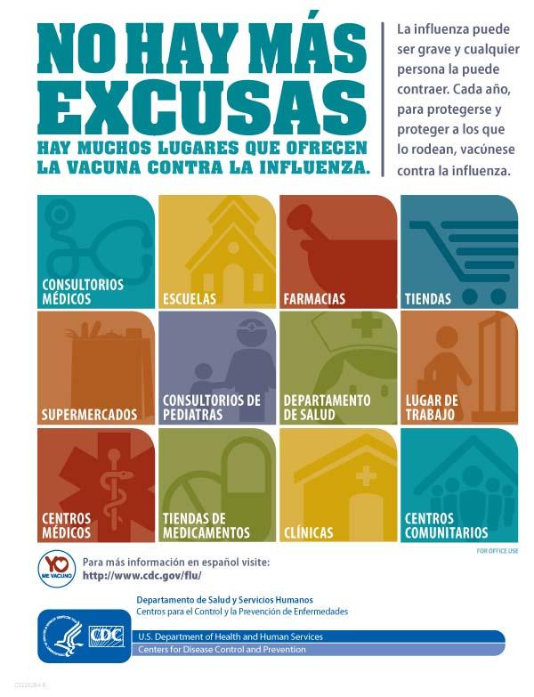 No hay más excusas