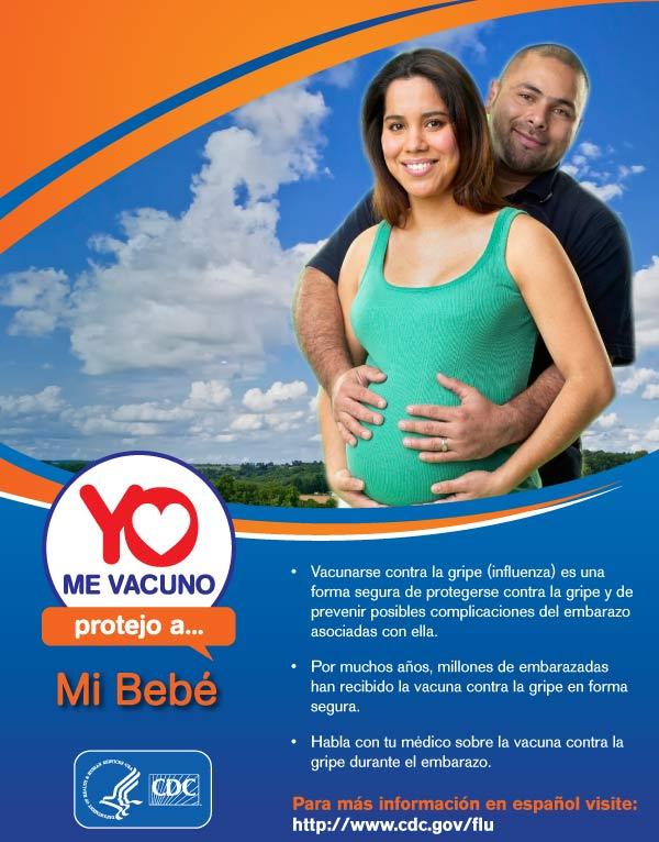 Yo Me Vacuno Protejo a Mi Bebé