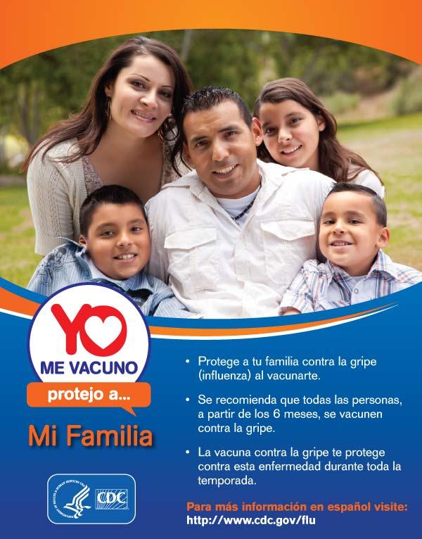 Yo Me Vacuno Protejo a Mi Familia