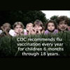 CDC Recommends The Flu Vaccine