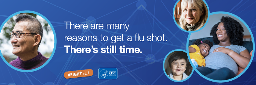 There are many reasons to get a flu shot. There's still time.