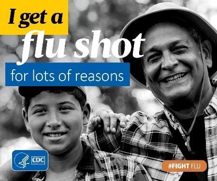 Yo me vacuno contra la influenza por varios motivos