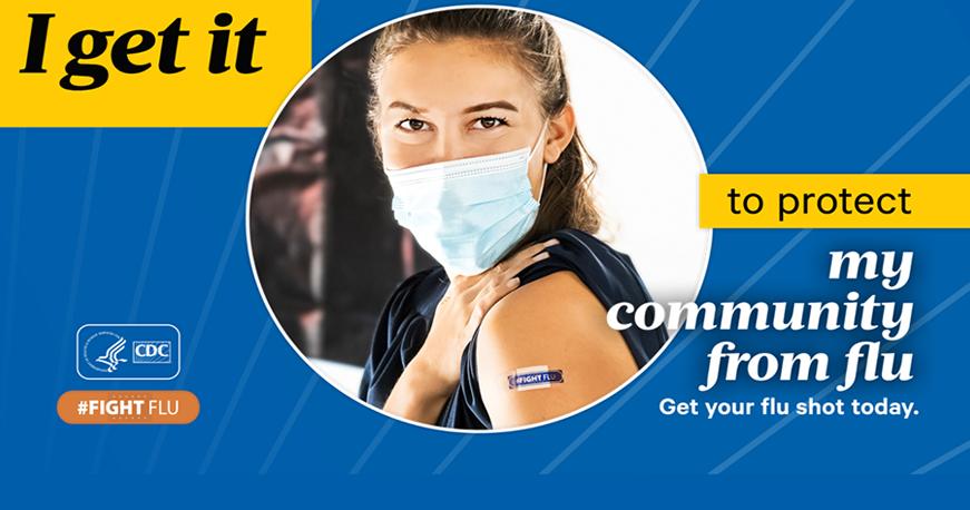 Una afección crónica puede aumentar su riesgo de influenza